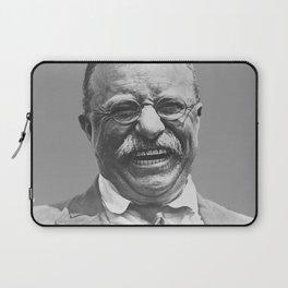 President Teddy Roosevelt Laptop Sleeve