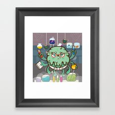 Dr.Osacr Framed Art Print