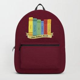 The Jane Austen's Novels IV Backpack
