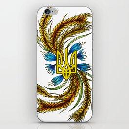 Ukrainian Floral iPhone Skin