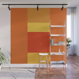Tequila Sunrise No. 4 Wall Mural