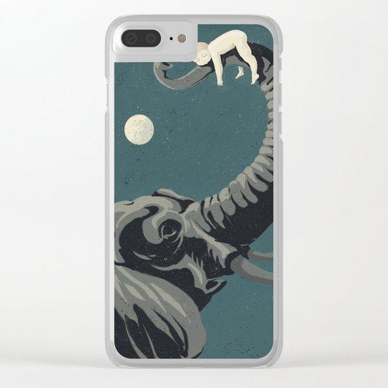 The Jungle Book Clear iPhone Case