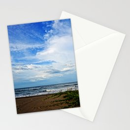 Pacific coast, Chiapas, Mexico Stationery Cards