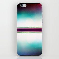 AL (35mm multi exposure) iPhone & iPod Skin