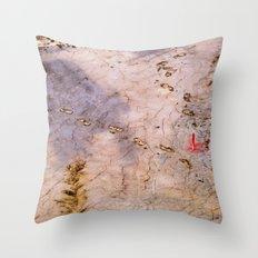 Urban Jungle 53 Throw Pillow