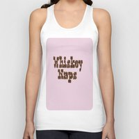 whiskey Tank Tops featuring Whiskey Naps by Mike Semler