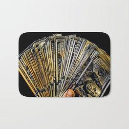 Money - Graphic 2 Bath Mat