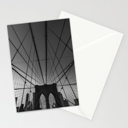 brooklyn bridge Stationery Cards