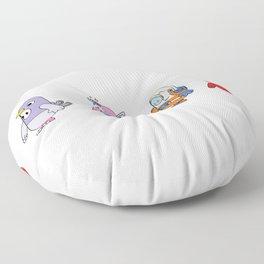 Fall Guys Among Us Floor Pillow
