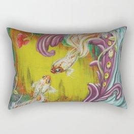 fishkiss Rectangular Pillow