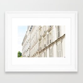 Grande facade de Paris Framed Art Print