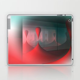 colors and mirrors Laptop & iPad Skin