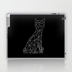 Eleven Quads Cat Laptop & iPad Skin