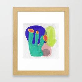 Spring Vibes #buyart #abstractArt Framed Art Print