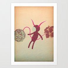 cornuto Art Print