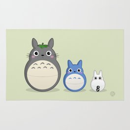 Totoroshka Rug