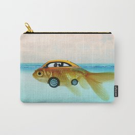 Goldfish Submarine Carry-All Pouch