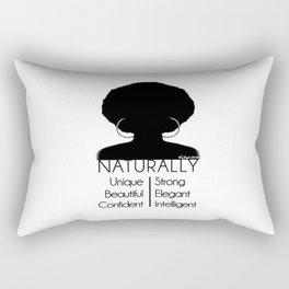 Naturally... Rectangular Pillow