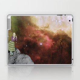 Lady in Space III Laptop & iPad Skin