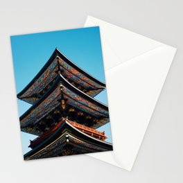 pagoda Stationery Cards