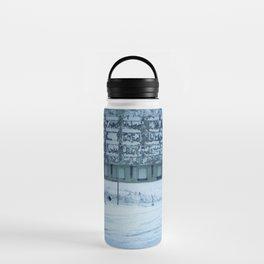 Warehouse Wall, Detroit. Water Bottle