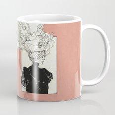 Vintage lady Mug