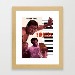 Fingers Framed Art Print