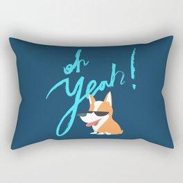 Oh yeah! Rectangular Pillow