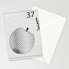 Apple to Paper Stationery Cards