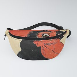 The Screaming Cock Fanny Pack