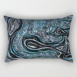Underwater Secrets Rectangular Pillow