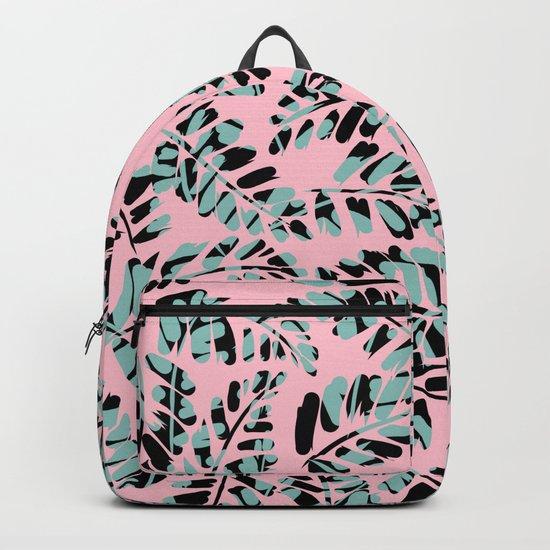 Pop Leaves Backpack
