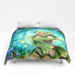 Forest Fea Comforters
