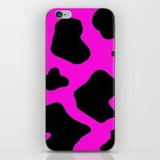 Pink Cow iPhone & iPod Skin