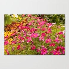 Royal Gardens Canvas Print