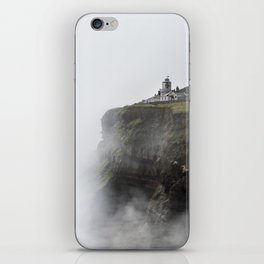 Edge of the World iPhone Skin