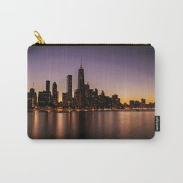 Chicago Skyline - new! Carry-All Pouch