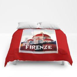 Florence Firenze Basilica Comforters