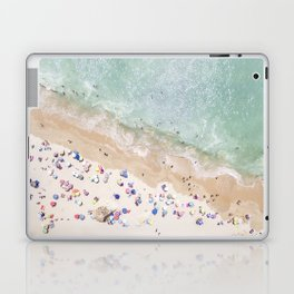 Pastel Beach Laptop & iPad Skin