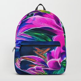 Colors of the Garden Backpack