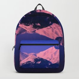 Rose Alpenglow Backpack