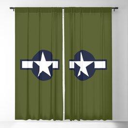 U.S. Army Air Force Blackout Curtain