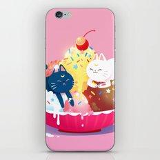 Moonie Sundae iPhone Skin