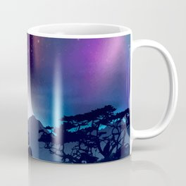 Black Panther Heaven Coffee Mug