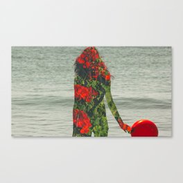 Double Exposure 2 Canvas Print