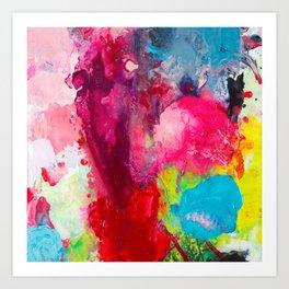 Beautiful Accidents (Festival Mix) Art Print
