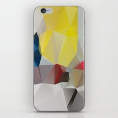 Because the music that they constantly play IT SAYS NOTHING TO ME ABOUT MY LIFE iPhone & iPod Skin