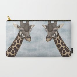 Giraffe Fun Carry-All Pouch