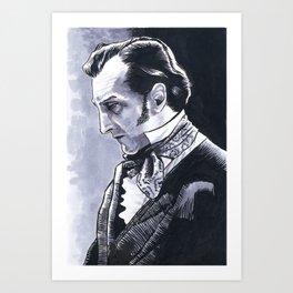 Doctor Frankenstein, I presume Art Print