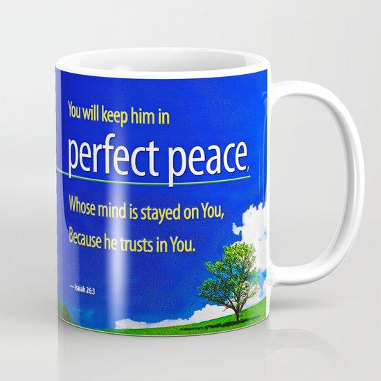 Perfect Peace Mug